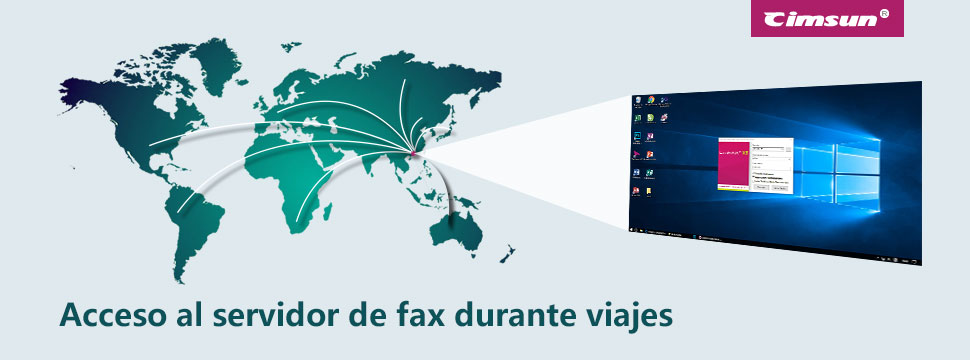 As enterprise level paperless fax machine, CimFAX is an industry leading digital fax brand, with more than 10 thousand customers replacing traditional fax machines with CimFAX. CimFAX helps you to handle local fax business wherever you are.