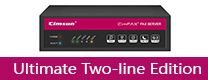 CimFAX Paperless Fax Server Ultimate Two-line Edition